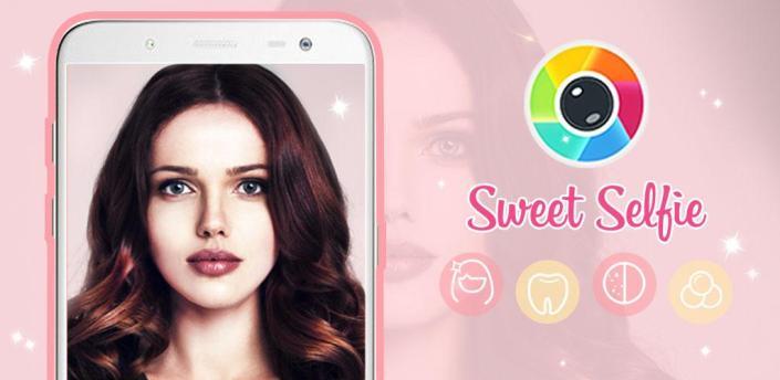 Sweet Selfie Camera, Beauty & Filters Photo Editor apk