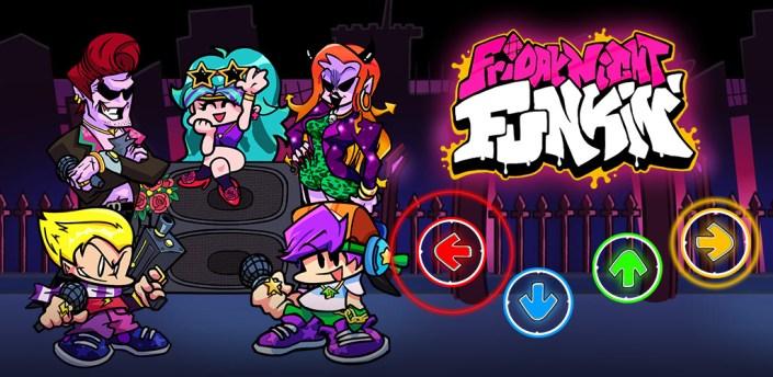FNF Night Battle - Friday Funkin Music Tap apk