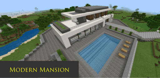 Update Modern House | Maps and Mods for MCPE. apk