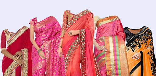 Women Saree Photo Suit apk