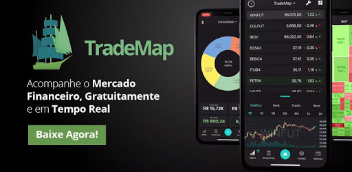 Trademap - Stocks, Fixed Income, Finance News apk
