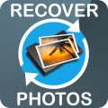 RecoverPics - Recover deleted photos Icon