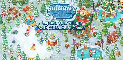 Solitaire Farm Village apk