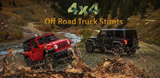 4x4 offroad Truck Stunt Driver apk