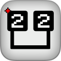Numeral Pixel Puzzle Icon