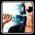 Free Techno Music Radio Icon