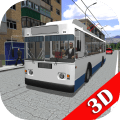 Trolleybus Simulator 2018 Icon