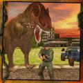 Army Jurassic Dinosaur Hunt Icon