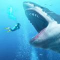 Shark Hunting : Shark Games Icon