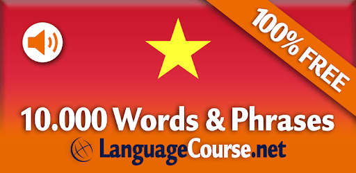 Learn Vietnamese Words Free apk