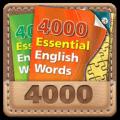 4000 Essential English Words Icon