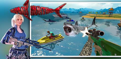 Shark Hunting: Animal Shooting Games apk