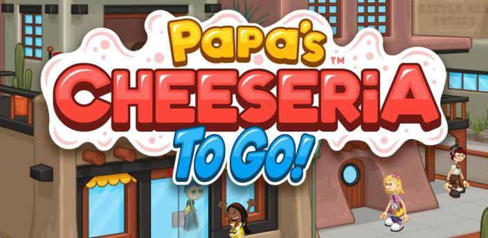 Papa's Cheeseria To Go! apk