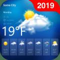Weather & Clock Widget Android Icon