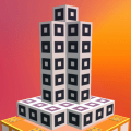 Stack Block Tower Building : Stacker Icon