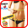 Diet Plan Weight Loss Icon