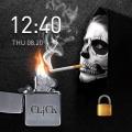 cigarette & smoke Lock Screen Icon