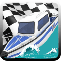 Boat Racing Icon