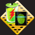 Fingerprint Battery Charger Prank Icon