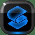 NEON BLUE Smart Launcher Theme Icon