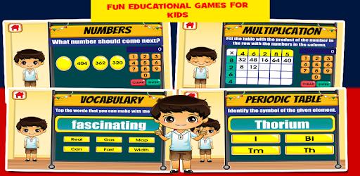 Pinoy Kids Grade 5 Games apk