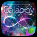 Galaxy GO Keyboard Theme Emoji Icon