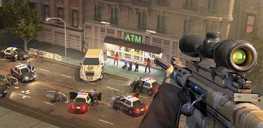 Sniper 3D Gun Shooter: Free Bullet Shooting Games apk