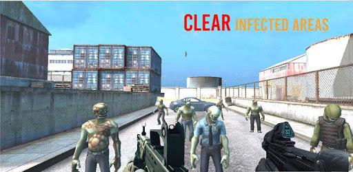 Zombie Virus: Zombie FPS Shooting zombie Games apk