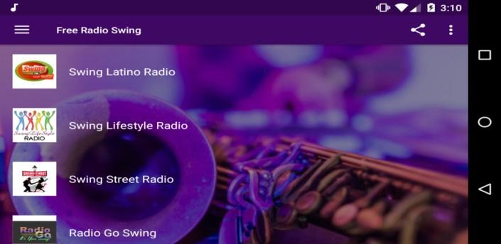 Free Radio Swing - Music Swing, Jazz, Big Band apk