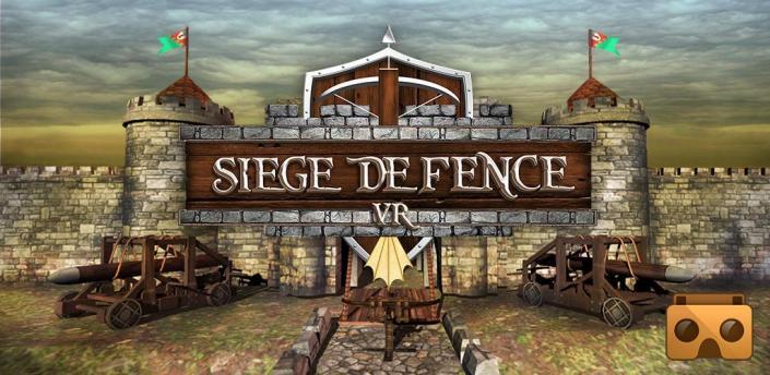 Siege Defense Virtual Reality (VR) apk