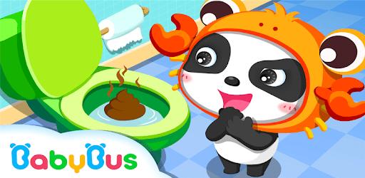 Baby Panda's Potty Training - Toilet Time apk