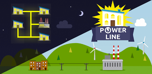 Electric line - Logic Puzzle apk