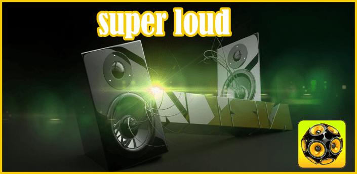 speaker booster volume apk