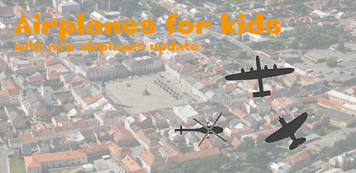 Airplanes for kids - free apk