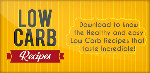 Low Carb Recipes | Healthy Low-Carb Diet apk