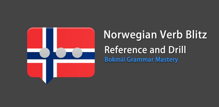 Norwegian Verb Blitz Pro apk