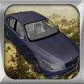 3D City Fast Car Parking Icon