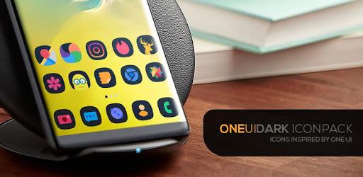 ONE UI DARK Icon Pack : S10 apk