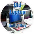 Old Laptop Sell and Buy–Used, Second Hand Laptop Icon