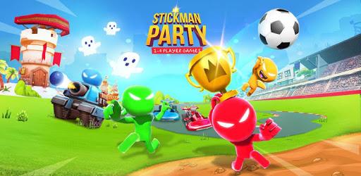 Stickman Party: 1 2 3 4 Player Games Free apk