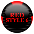 Red Icon Pack Style 6 ✨Free✨ Icon