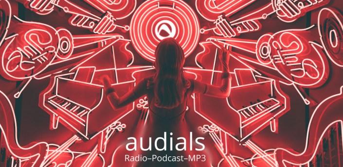 Audials Play – Radio & Podcasts apk