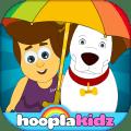 HooplaKidz Rain Rain Go Away FREE Icon