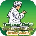 Tuntunan Sholat Lengkap dan Doa Offline Icon