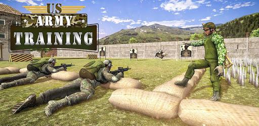 US Army Training Camp: Commando Course 2018 apk