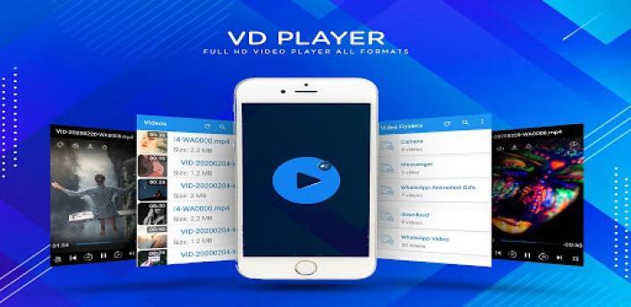 VidMedia - Full HD Video Player All Formats Playit apk