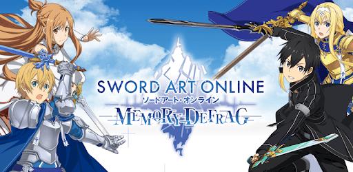 SWORD ART ONLINE Memory Defrag apk