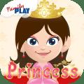 Princess Kindergarten Games Icon