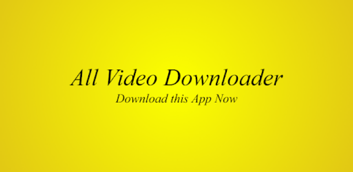 All Free Video Downloader -  2020 apk