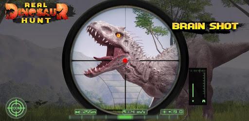 Dino Games - Hunting Expedition Wild Animal Hunter apk